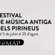 Ancient Music Festival of the Pyrenees