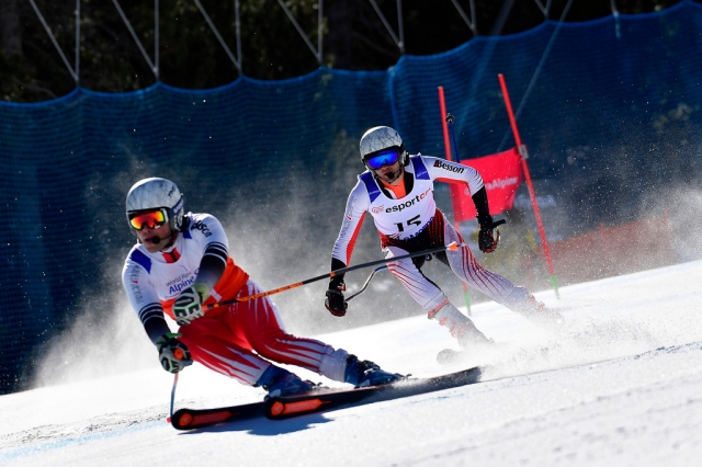 The giant slalom marks the kick-off of the IPC adapted alpine skiing World Cup in La Molina
