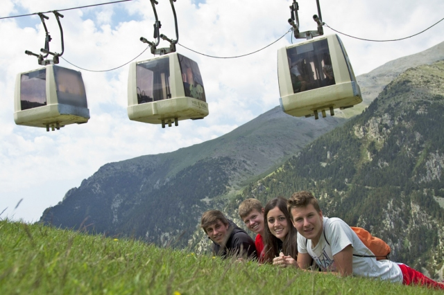 Replacement of Vall de Núria gondola lift