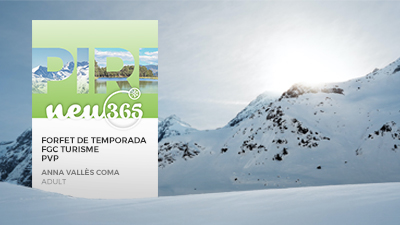 The new PiriNeu365 card allows you to enjoy the mountain resorts all year round