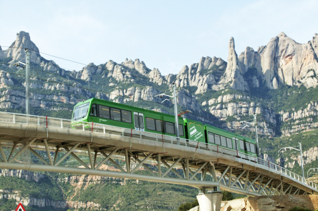 Montserrat activates the online ticket sales service for the Rack Railway and the Funiculars