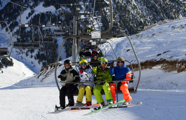 Vallter2000 station completes the ski season this Sunday, March 31