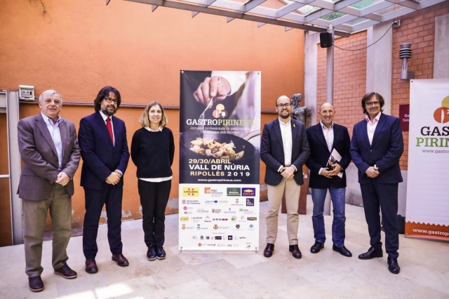 The potential of the mountain kitchen and its professionals will be displayed for two days in the Vall de Núria