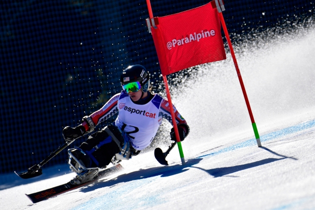 Second highly contested day of the IPC Para Alpine Ski World Cup adapted at La Molina