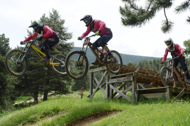 With buy the Bikepark Season Pass will you enjoy advantages in La Molina