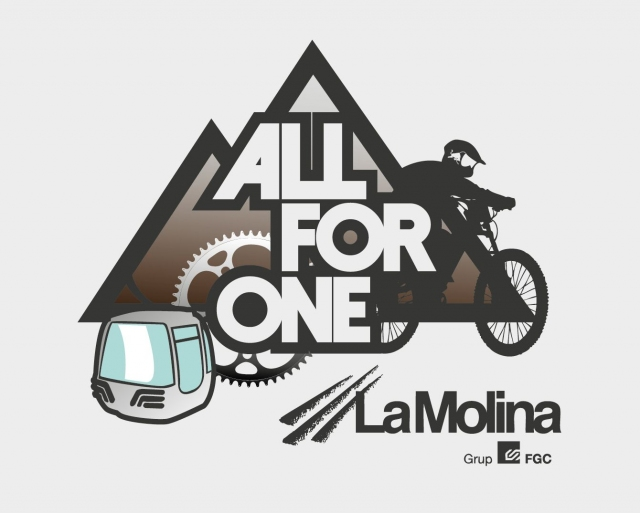 Crónica de la apertura del Bike Park con la All for One