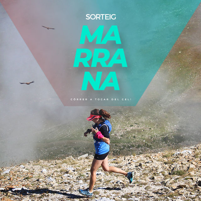 Gana una inscripción para la Marrana Sky Race 2019