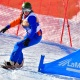 The Catalan rider Astrid Fina Repeats silver in the IPC 2019 World Cup of para-snowboard of La Molina